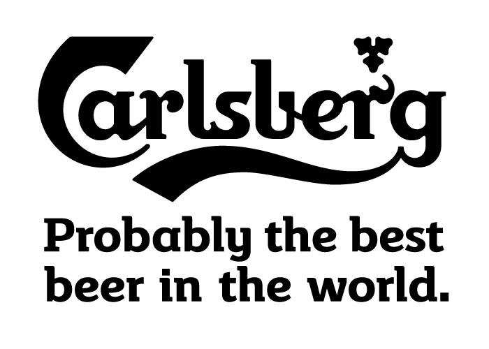 Carlsberg Logo sw