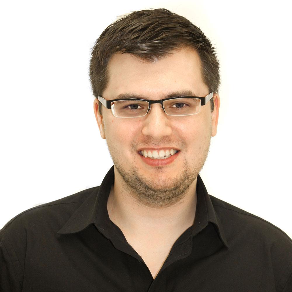 Jacek Kasperek spielte Vater Samsa