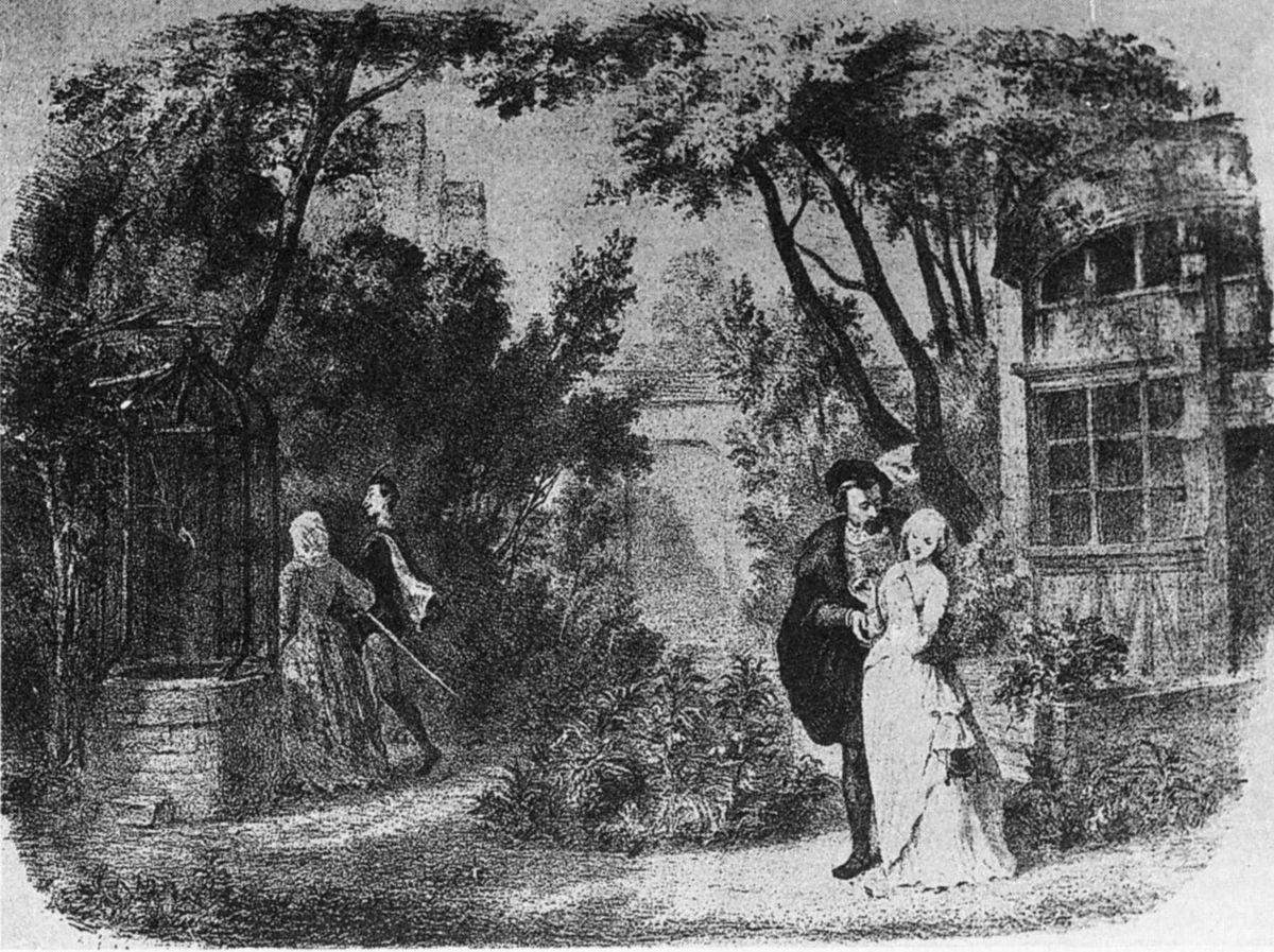 """""""Faust"""" von Guonod (1859)"""