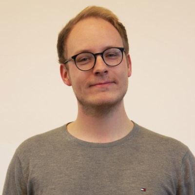 Tobias Quack spielte Simon von Utrecht