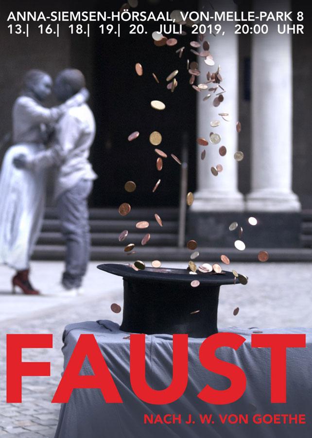 "Plakat ""Faust"""