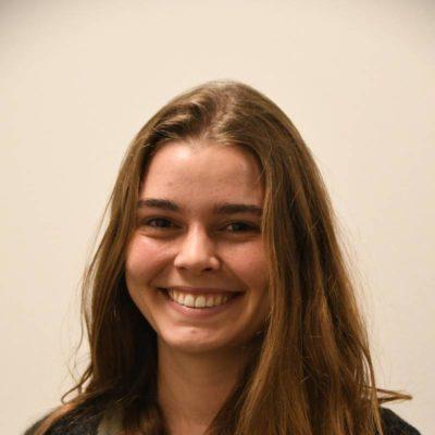 Annika Rießenberger spielte den Diener und ein Ratsmitglied